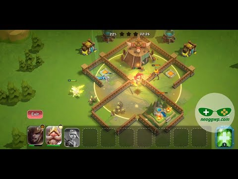 Castle Clash: New Dawn (Android IOS APK) - Strategy Gameplay