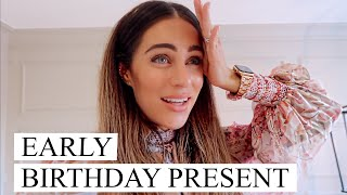 WHAT HE GOT ME FOR MY BIRTHDAY & NEW ADDITIONS TO THE FAMILY | Lydia Elise Millen