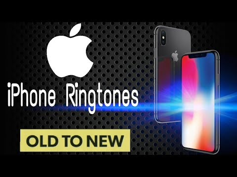 All iPhone Ringtones List! 2007-2017
