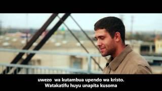 Yesu alikufa kwa ajili ya dahambi zangu (Kiswahili)