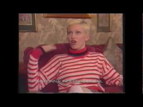 Molly Meldrum interviews Madonna for The Girlie Show in Paris 1993, a must see!
