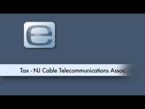 Tax   NJ Telecommunication