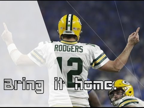 Bring it Home   Green Bay Packers Hype Video (Playoffs!)