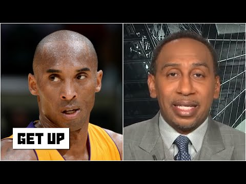 Stephen A. Thinks Kobe's Ranking On The ESPN.com All-time List Is Just Right | Get Up