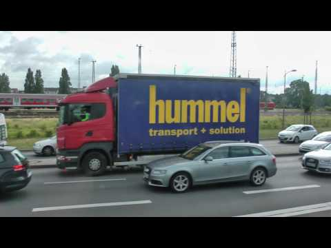 Viking Cruises tour bus ride from Mannheim to Heidelberg in Germany