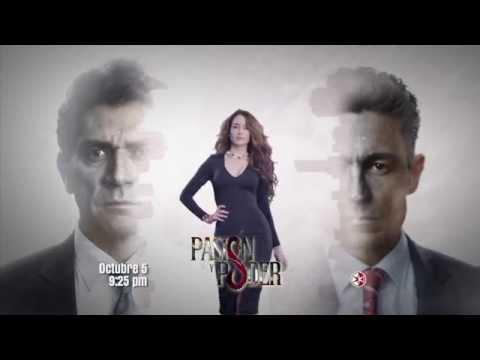 Como se llama la Canción de Pasión y Poder   Estreno Lunes 5 de Octubre   Trailer