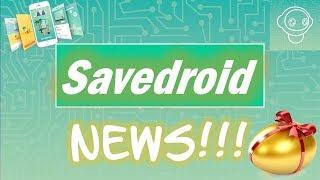 Savedroid ICO - News [deutsch] Exchange Launch & Mass Adoption - Infos zur closed Beta