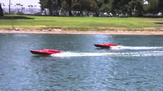 Oceanscience Triple Q-Boats