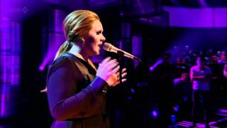 Adele Someone Like You-Later with Jools Holland Live HD