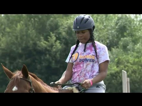 Detroit Horse Power gives city kids a taste of the country