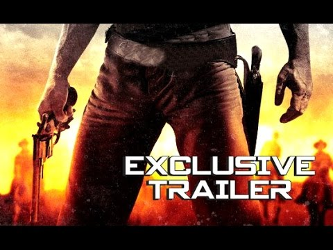 KILL OR BE KILLED Official Trailer - Exclusive (2016) Western Thriller Movie HD