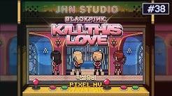 BLACKPINK - KILL THIS LOVE PIXEL_MV (블랙핑크–킬 디스 러브 픽셀뮤비) / 8 bit Cover(8비트 커버)