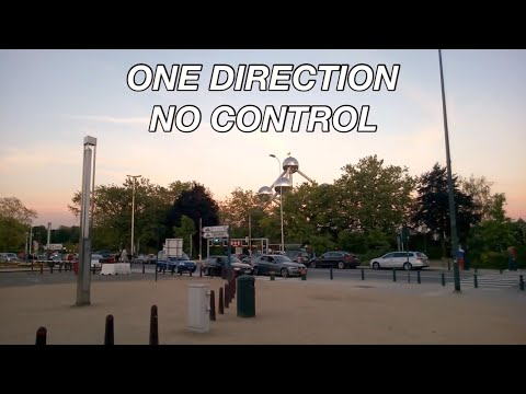 No Control (Outside) // One Direction | Brussels 13'06'15