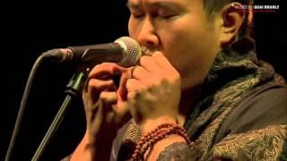 Wang Li & Yom - Vegetal Love / live @ musée du quai Branly (2013)