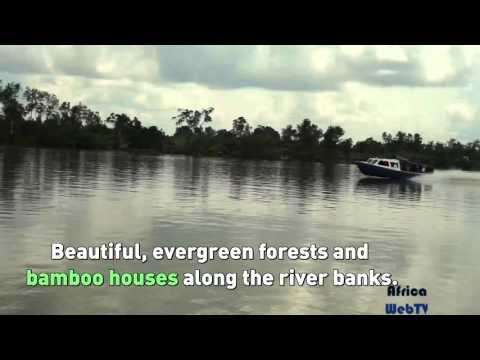 Dodo river Nigeria (Natural African Beauty)