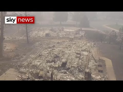 Total missing in California wildfires exceeds 600 Mp3