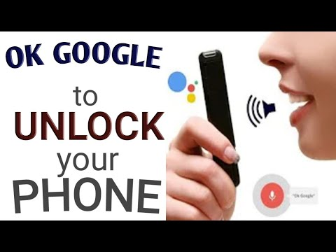How To Unlock Mobile Using Google Assistant   Unlock Phone By Saying OK Google   Technical Magician 