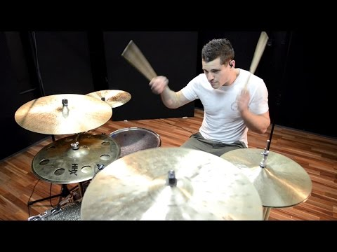 Troy Wright - Periphery -  Alpha - Drum Cover