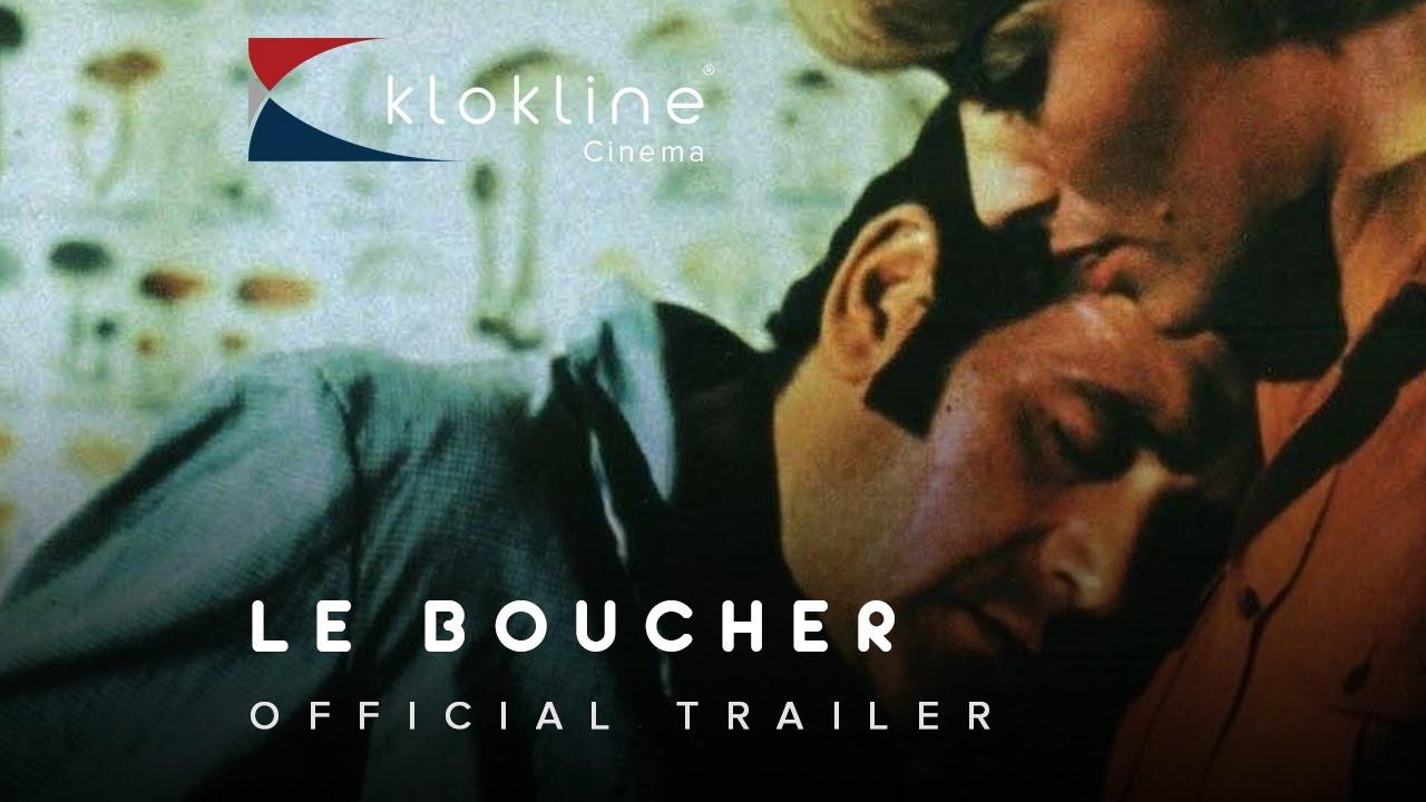 Download 1970 Le Boucher Official Trailer 1 Les Films de la Boétie