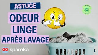 astuce pourquoi mon linge sent il mauvais apr s le lavage. Black Bedroom Furniture Sets. Home Design Ideas