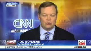 CNN Interviews Ron Bonjean on the 2nd Presidential Debate (10-15-12)
