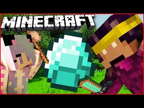 Am gasit PRIMUL DIAMANT! Minecraft cu Tsuki