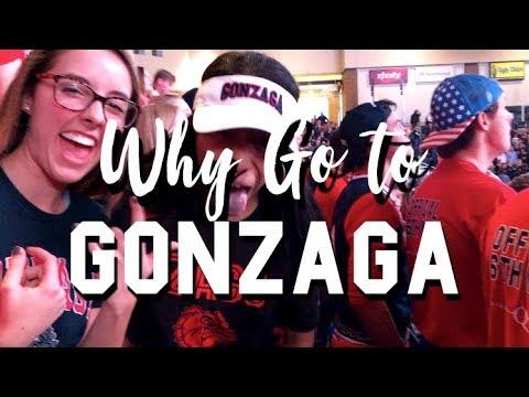 Reasons to GO to Gonzaga University | Trish Alvaro