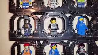 Lego Movie Minifigure Collection - All 81 of them  as of 9/23/2014