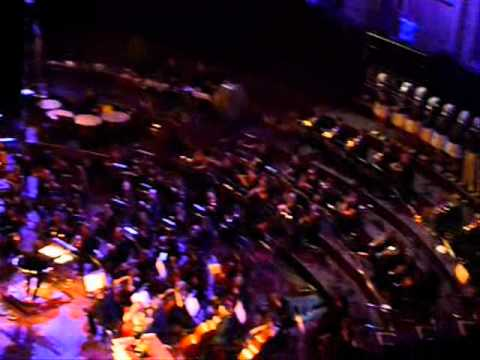 Radio 3 Big Red Nose Show at the Royal Albert Hall for Comic Relief - Kazoo record breaking!