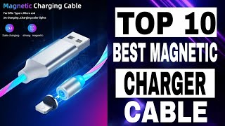 Top 10 Best Magnetic USB Cable Charger / For android / iphone / Laptop