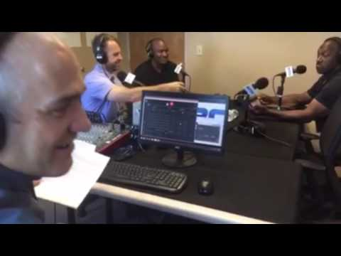 Georgia Business Radio - Lee Haney 8 Time Mr. Olympia and Reggie Kelly from NFL