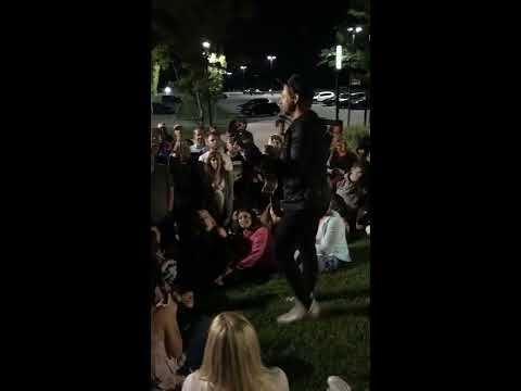 """After Show w/ Jon Foreman 7/30 - Dayton, OH """"out front"""" (SWITCHFOOT)"""