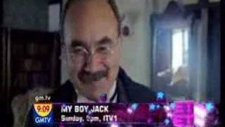 My Boy Jack - Dan in GM TV
