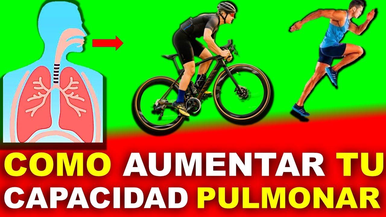 Como Aumentar Capacidad Pulmonar Y Mejorar Respiración Rendimiento Deportivo Consejos De Ciclismo Youtube