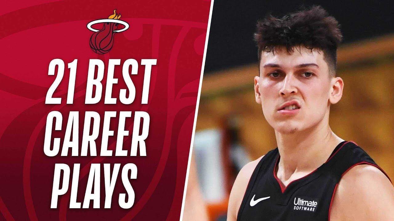 """This Man Has Confidence Beyond His Years"" Tyler Herro's 21 BEST Career Plays! | #NBABDAY"