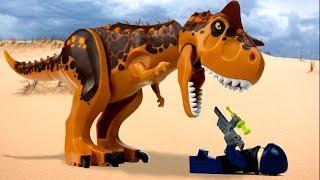 LEGO Мультики про ДИНОЗАВРОВ 🦖 ЛЕГО Мир Юрского Периода (3)