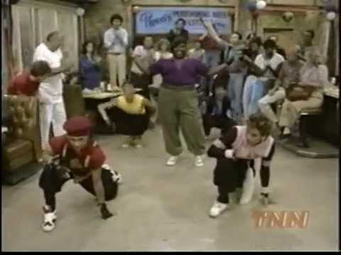 Breakdance scene from the TV Series Alice - Feat. Rerun