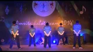 Chinmayi Semi Classical Group Dance - Amritakalotsavam 2014