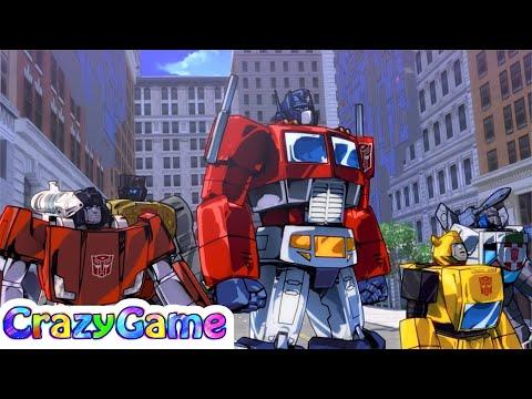 Transformer 2015 Devastation Full Game Movie - Cartoon for Children