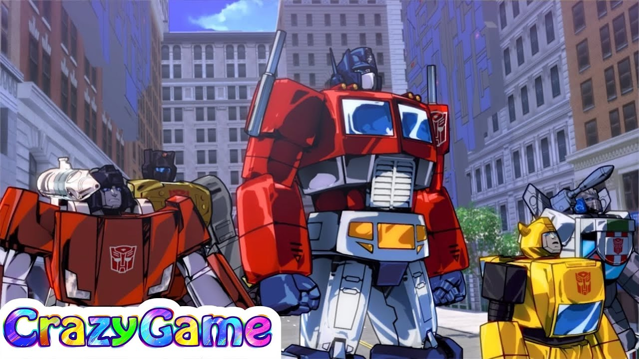 Transformer 2015 Devastation Full Game Movie Cartoon For Children