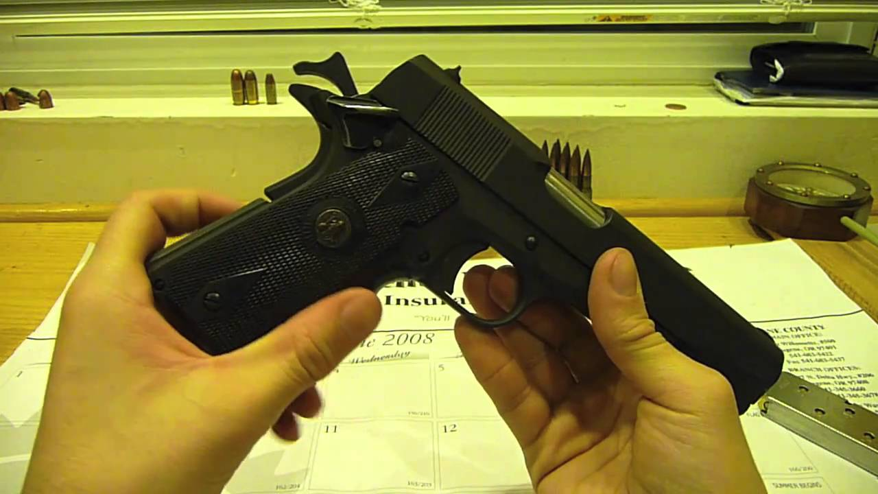 Pachmayr Grips for 1911