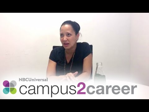 What do you look for in an intern? - Interview w/ NBCUniversal APAC Finance Director