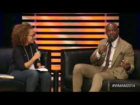 Terry Crews at What Makes A Man 2014 Part 1 of 3