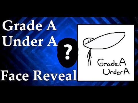 Grade A Under A Face Reveal!!!! - YouTube