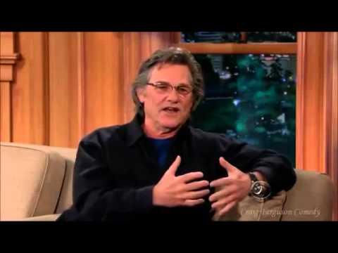 Kurt Russell HD interview 12th Feb 2014