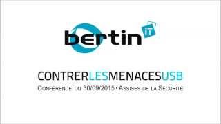 Bertin IT | Contrer la menace USB #Mesures Organisationnelles