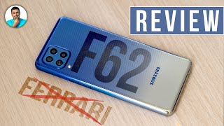 Samsung Galaxy F62 Review - Paid Promotion or Actually Good?