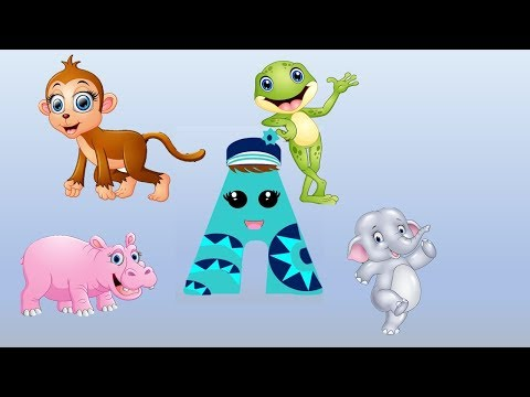 A B C PHONICS SONG FOR KIDS-KIDS SONG 3 DAILYMOTION-NURSERY RHYMES-ST SPECIAL KIDS SUPER TV