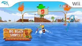 Big Beach Sports 2 | Dolphin Emulator 5.0-8716 [1080p HD] | Nintendo Wii