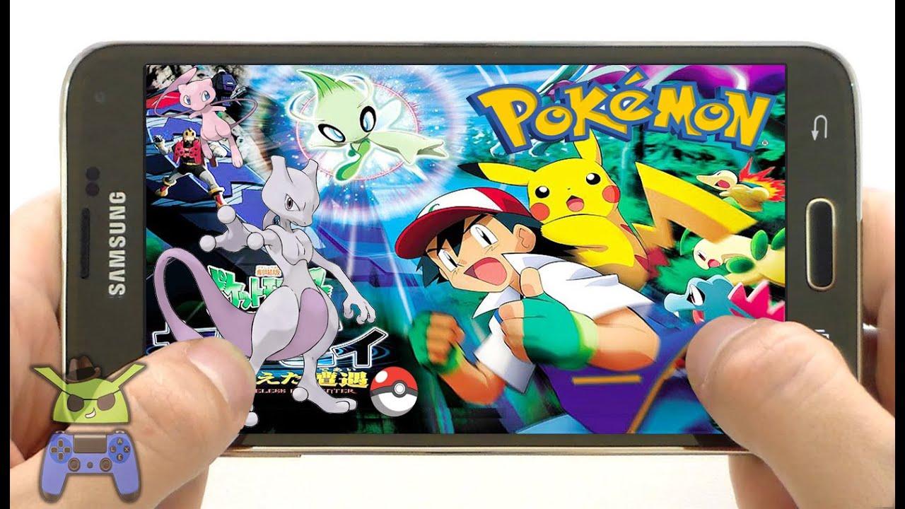 El Mejor Nuevo Juego de Pokemon para Android